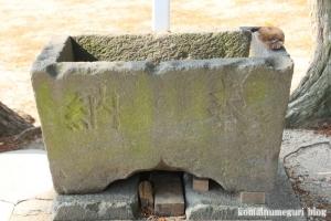 若宮八幡神社(足立区伊興)3