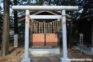 若宮八幡神社(足立区伊興)10