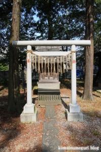 若宮八幡神社(足立区伊興)11