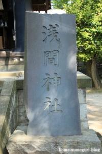 氷川神社(足立区東伊興)10