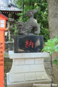 氷川神社(足立区東伊興)17