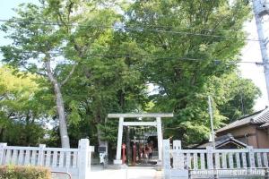 氷川神社(足立区東伊興)1