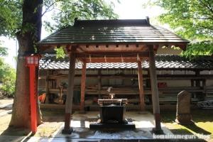 氷川神社(足立区東伊興)4