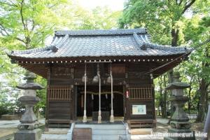 氷川神社(足立区東伊興)6