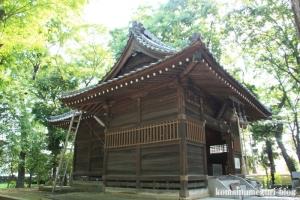 氷川神社(足立区東伊興)7