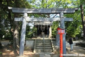 氷川神社(足立区東伊興)9