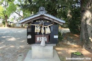 氷川神社(足立区東伊興)12