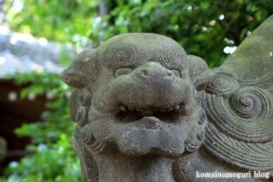 氷川神社(足立区東伊興)25