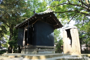 氷川神社(足立区東伊興)27