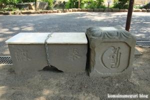 諏訪神社(足立区舎人)3