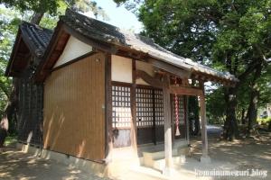 諏訪神社(足立区舎人)6