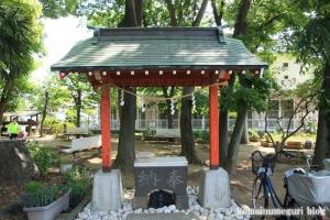 入谷氷川神社(足立区入谷)8