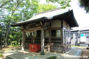 入谷氷川神社(足立区入谷)11