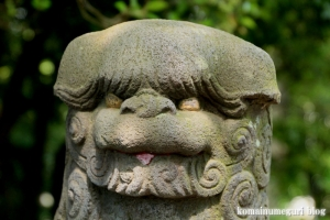 入谷氷川神社(足立区入谷)23