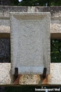 入谷氷川神社(足立区入谷)6