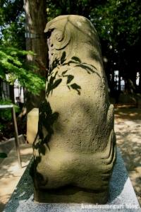入谷氷川神社(足立区入谷)16