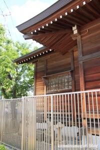 皿沼稲荷神社(足立区皿沼)9