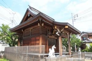 皿沼稲荷神社(足立区皿沼)8