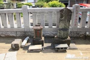 皿沼稲荷神社(足立区皿沼)12
