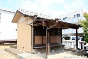 入谷北野神社(足立区入谷)6