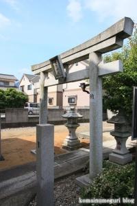 入谷北野神社(足立区入谷)3