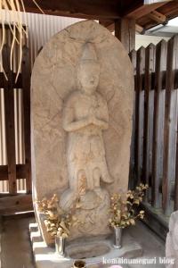 入谷北野神社(足立区入谷)8