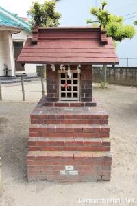 島氷川神社(足立区鹿浜)6