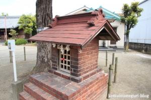 島氷川神社(足立区鹿浜)7