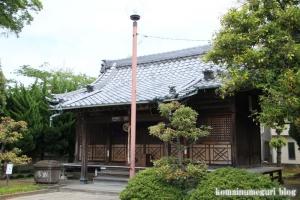 島氷川神社(足立区鹿浜)13