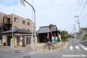 北野神社(足立区鹿浜)1