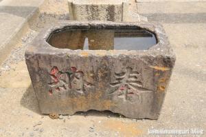 北野神社(足立区鹿浜)3