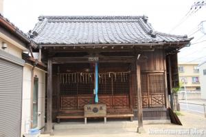 北野神社(足立区鹿浜)4