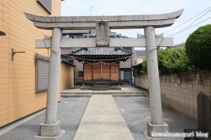 日枝神社(足立区椿)2