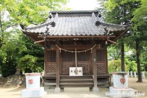 八幡神社(足立区鹿浜)7
