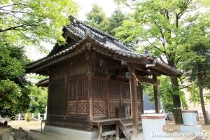 八幡神社(足立区鹿浜)8