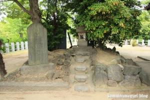 八幡神社(足立区鹿浜)10