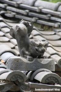 八幡神社(足立区鹿浜)20