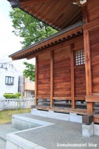 赤城神社(足立区谷在家)11