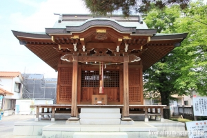 赤城神社(足立区谷在家)9