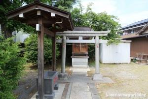 赤城神社(足立区谷在家)12
