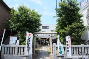 北野神社(足立区西新井)1