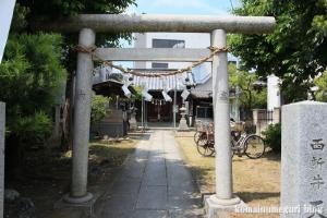 北野神社(足立区西新井)2