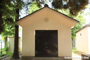 雷神社(足立区西新井)11