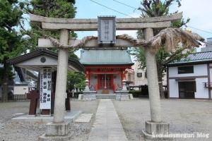 胡録神社(足立区西新井本町)2