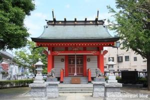 胡録神社(足立区西新井本町)5