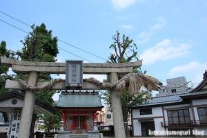 胡録神社(足立区西新井本町)21