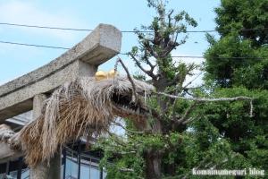 胡録神社(足立区西新井本町)22