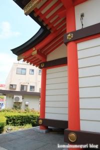 胡録神社(足立区西新井本町)10