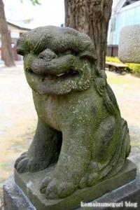 胡録神社(足立区西新井本町)16