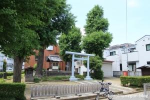 浅間神社(足立区西新井)1